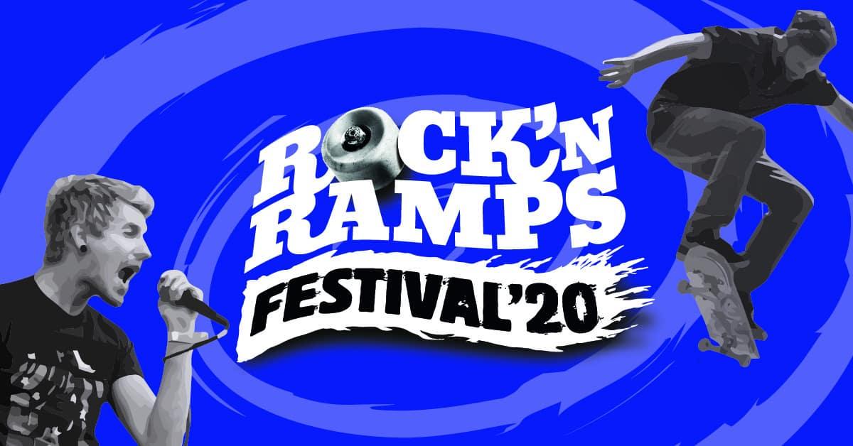ROCK 'N RAMPS FESTIVAL 2020 [GEANNULEERD]