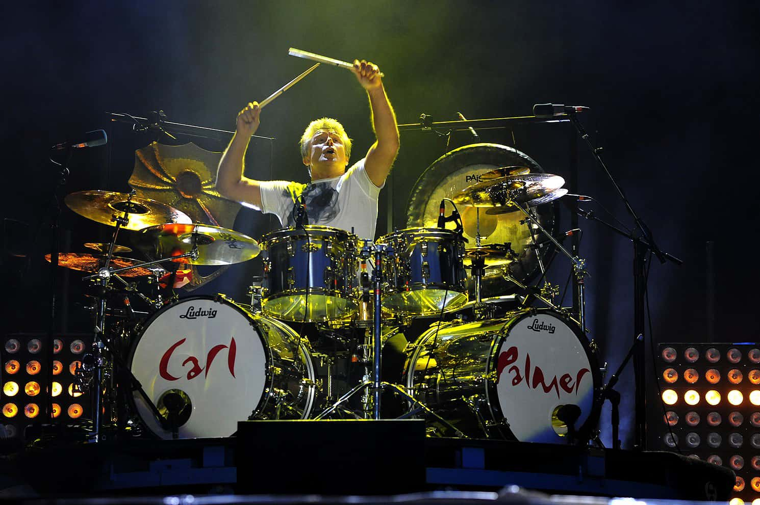 CARL PALMER BAND - 50 YRS OF EMERSON, LAKE & PALMER